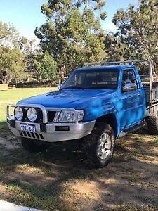 Nissan Patrol 4.8 petrol ute Wanneroo Wanneroo Area Preview