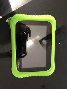 Leapfrog learning tablet