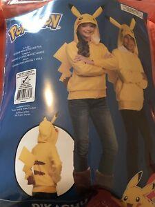 Costume Halloween Pokémon Pikachu