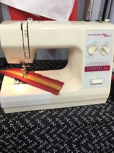 Janome mystyle 16 sewing machine Malaga Swan Area Preview