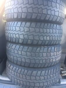 4-215/70R16 Snow Blazer winter tires