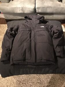 Men's North Face Down Winter Jacket