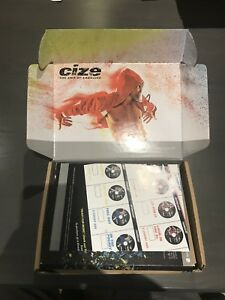 CIZE Workout DVD Series - Complete Set