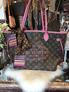 Louis Vuitton Monogram Ikat Neverfull MM