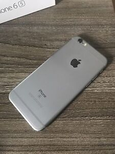 IPHONE 6S 64GB SPACE GREY - ROGERS / CHAT R - MINT CONDITION