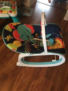 Baby chair 2 in 1 fisher price