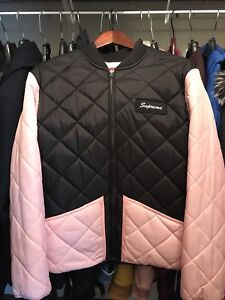 Supreme quilted jacket/ manteaux supreme