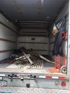 JUNK REMOVAL/SMALL PICK UPS WITH TOMMY CALL/TXT 902-441-4699