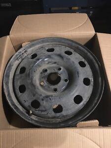 """17"""" Steel Wheels - 5-127mm bolt pattern"""
