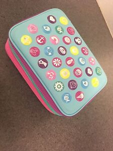Smiggle  3 Story pencil case Edge Hill Cairns City Preview