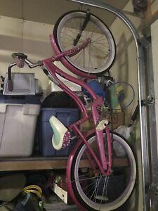 Pre teen bike only used handful times
