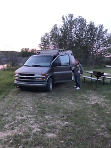 Chevy Express 2500 150k kms