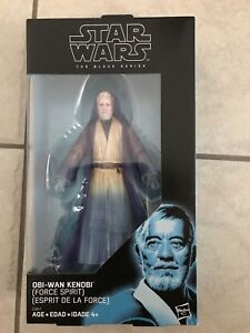 Star Wars obi wan black series exclusive last Jedi