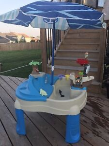 Little Tikes Pirate Cove Sand & Water Table