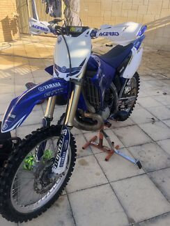 Yamaha Yz 250 Waikiki Rockingham Area Preview