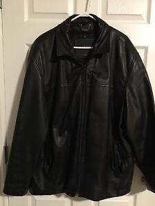 Men's extra large Danier Leather Jacket