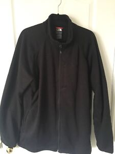 North Face 2xl zip-up $30 obo never worn