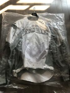 Motorcycle Jacket Icon Contra 2XL Brand New w/ Upgrade