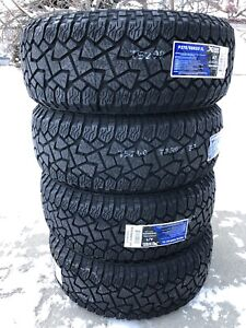 BRAND new all weather AT gladiator tires 275/55/20 $780 FIRM