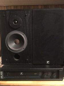 Yorkville Amp & Monitors (used)