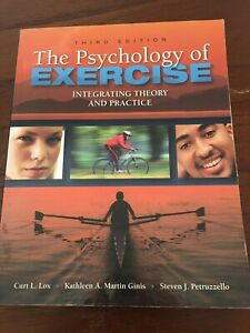 Textbook The Psychology of Exercise: Integrating Theory and Practice Wavell Heights Brisbane North East Preview