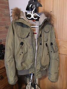 Parajumper manteau d'hiver Homme 2x Large