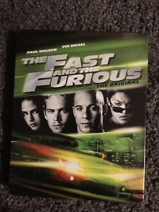Fast and furious steel book