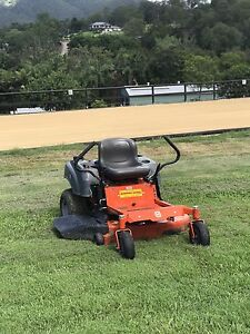 Zero turn mower for hire Mount Nathan Gold Coast West Preview
