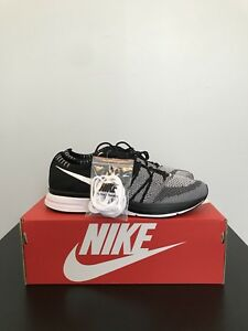 Brand new DS Nike Flyknit Trainer + Black Size 8.5 9
