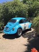 VW BEETLE 1971 Flat windscreen Marion Area Preview