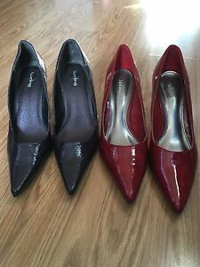 Heels - Lightly Worn - Size 7 - Patent Leather