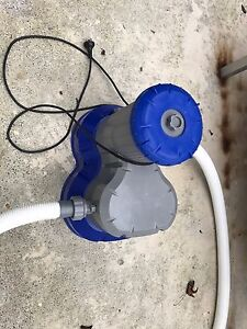 Bestway pool filter pump 2500 gallon Pymble Ku-ring-gai Area Preview