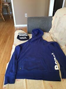 Bench hoodie and bench hat