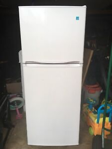 Fridge and dryer for sale