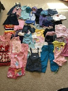 Girls Size 3 spring summer clothes