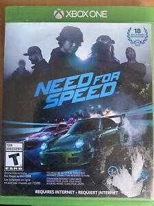 Need for speed, for Xbox one