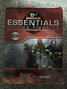 Essentials of firefighting