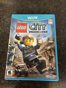 Wii LEGO City Undercover
