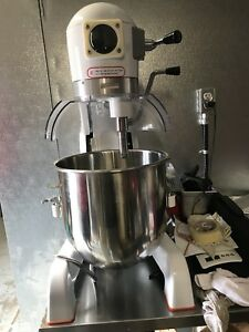 New Commercial mixers
