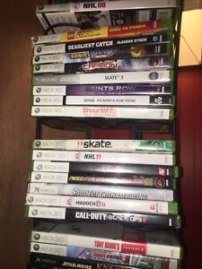 Xbox 360 games $35 for all