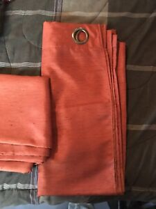 Curtain panels ( 4 different sets in pics )