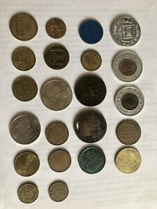 Rare rare jetons and tokens montreal and quebec