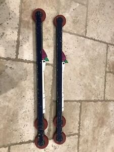 Roller Skis for cross country skiing training