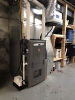 Furnace with Installation