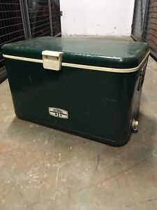 Vintage Thermos Cooler