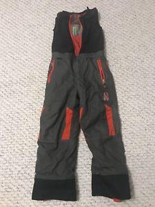 Boy's Spyder snowpants size 6-7