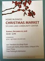 Christmas Market - Home Businesses