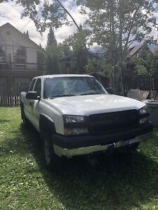 Silverado 2500 2004 4x4
