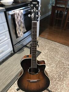 Selling Yamaha APX500II EW - Acoustic Electric Guitar