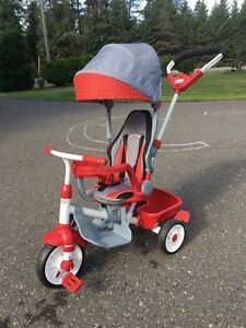 Little Tykes 5 in 1 Deluxe Ride Tricycle